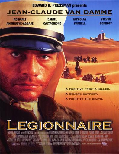 Ver Soldado de fortuna (Legionnaire) (1998) Online