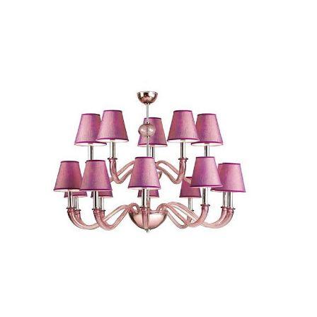 lampadario-in-vetro-soffiato-di-murano-rosa-antico