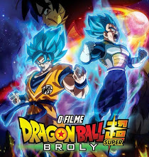 Dragon Ball Super: Broly – Torrent Blu-ray Rip 720p / 1080p / Legendado (2019)
