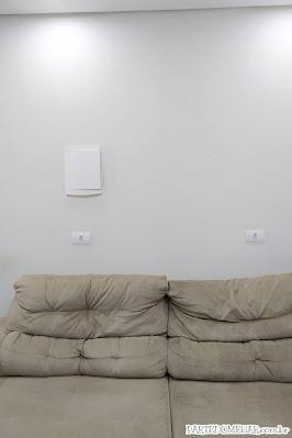 papel de parede antes e depois