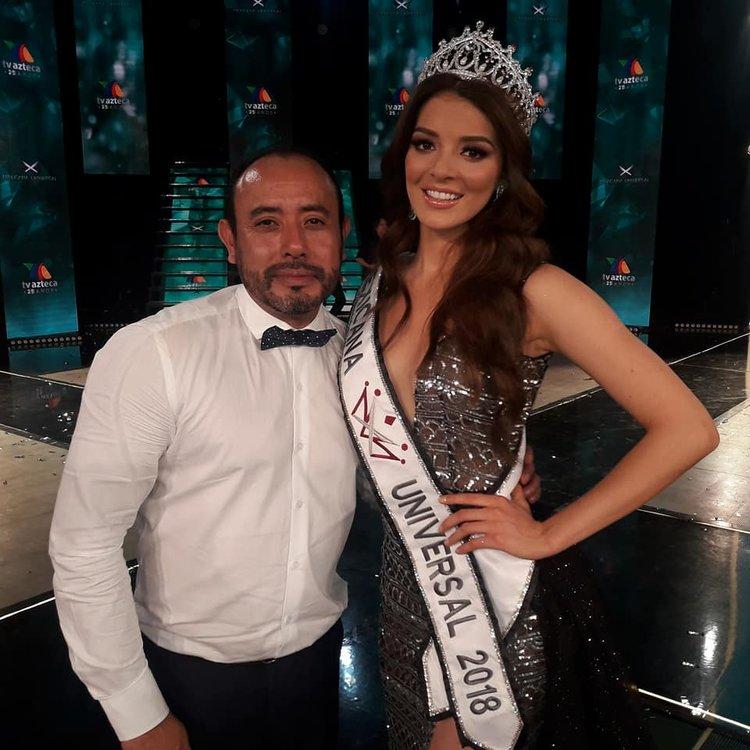 mexicana universal 2018 winner colima andrea toscano ramirez