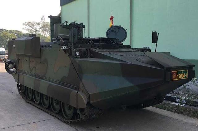 Arisgator TNI AD