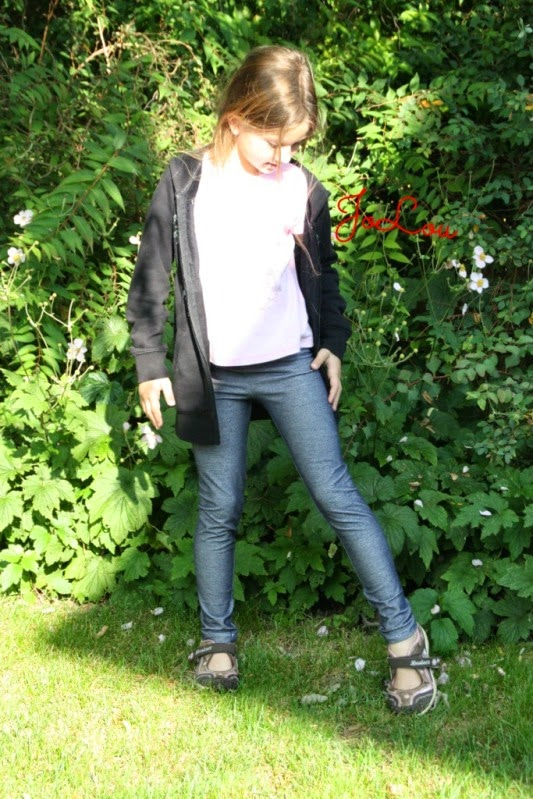 Jolinas Welt: Freebook für Leggings