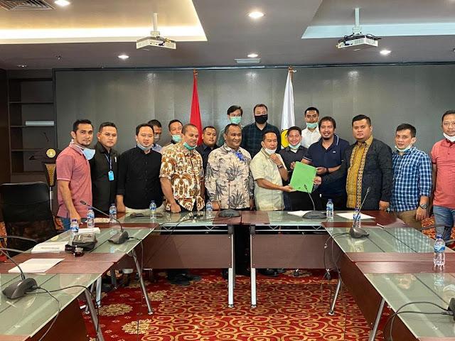 Di Nyatakan Lolos Sebagai Calon Ketua Oleh BPP HIPMI:  Hermasyah Siap Bertarung di Musda BPD HIPMI Sumsel 2020..!