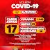 Boletim Epidemiológico de Jaguarari registra 03 novos de covid-19 nesta quarta-feira (24)