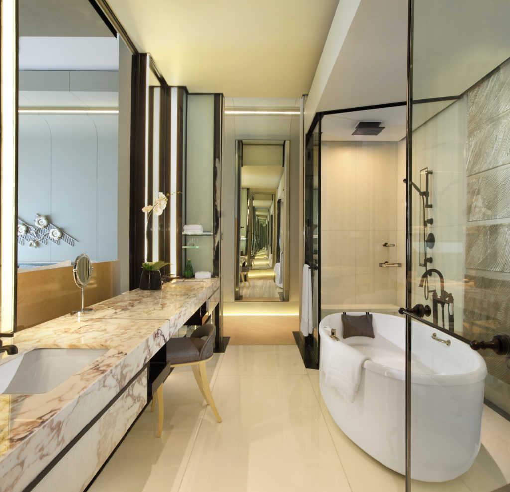 desain kamar mandi minimalis 3