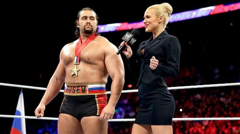 Miro lança farpa na WWE após demissão de Lana