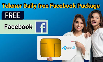 Telenor daily Free Facebook code 2020