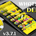 WHATSAPP DELTA V3.7.1 ESPAÑOL FILAS DEGRADADAS  NUEVOS STICKERS Y MAS 2021