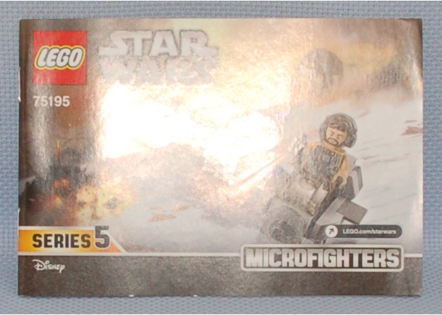 The Mobile Frame Garage: Review: 75195 Microfighter Series 5 Ski ...