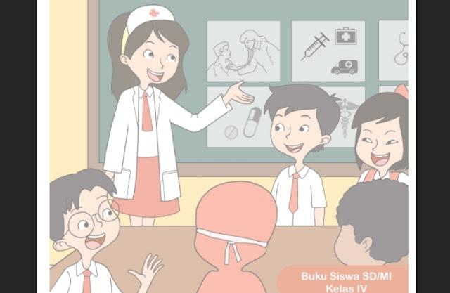 Buku Guru dan Buku Siswa Kelas 4 Kurikulum 2013