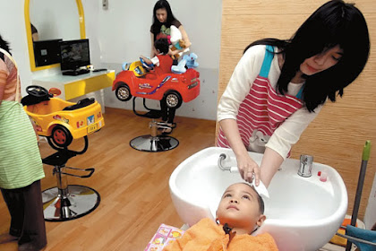 Lowongan Kerja RC Salon (Salon khusus anak anak)