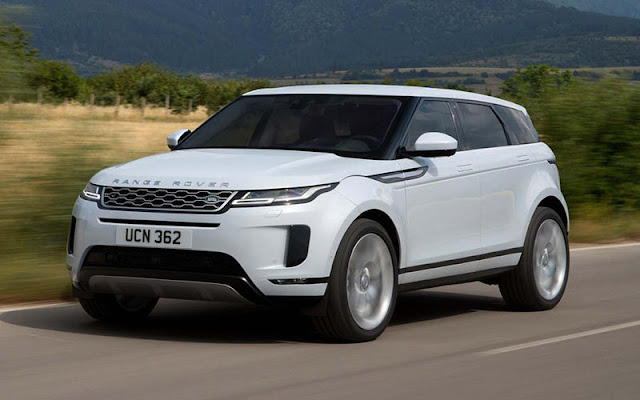 Range Rover Evoque sử dụng động cơ Ingenium