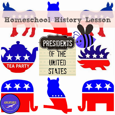 Presidents of the United States Homeschool History Lesson. Presidents Presidents of the United States Homeschool History Lesson.