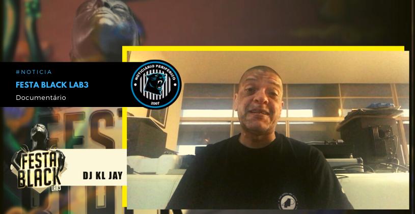 Festa Black Lab3 vira documentário com DJs da black music