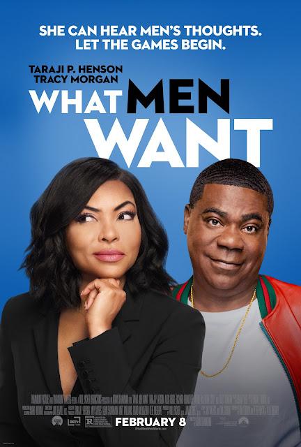 WHAT MEN WANT (2019) ταινιες online seires oipeirates greek subs