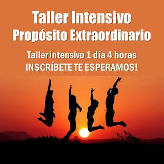 Taller Propósito Extraordinario (AutoAprendizaje)