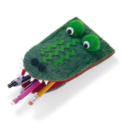 Hungry Alligator
