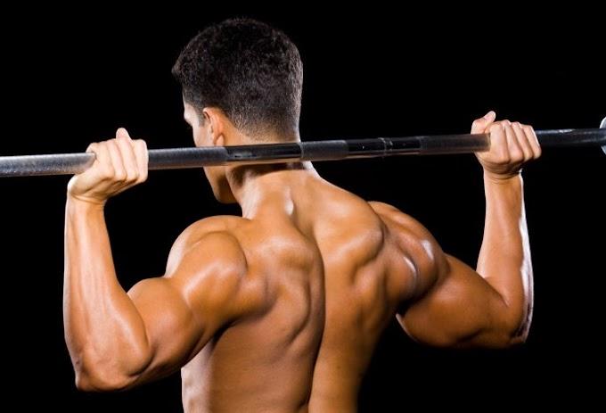 Begini Cara Membentuk Otot Sayap Tanpa Harus Gym!