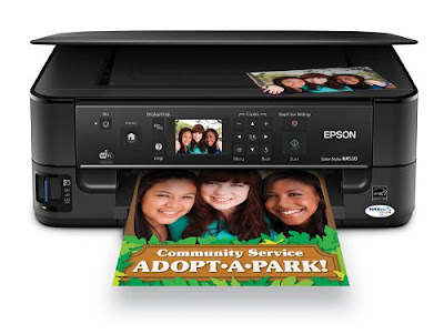 Epson Stylus NX530 Software Download