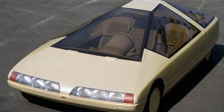 طراز Citroën Karin