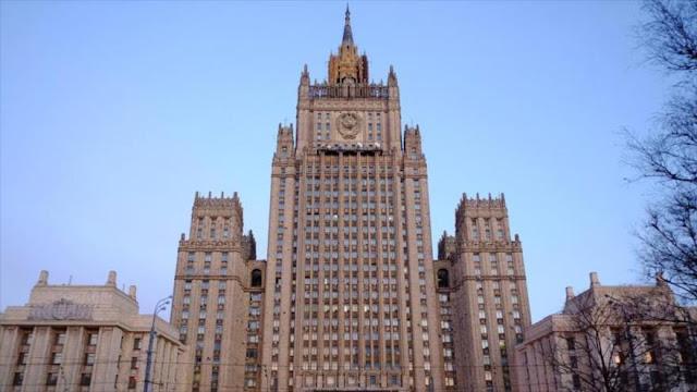 Rusia: Ley César de EEUU no protege al pueblo sirio, lo destruye