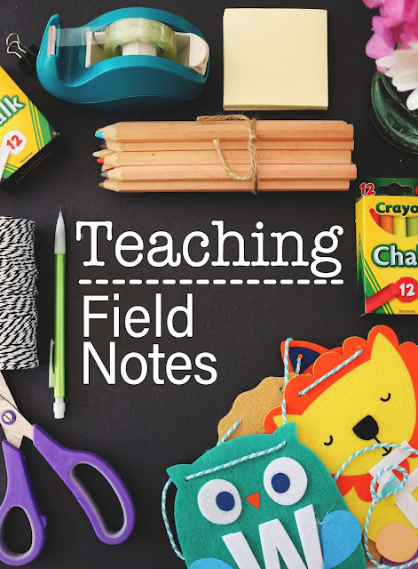 Teaching Field Notes Indez