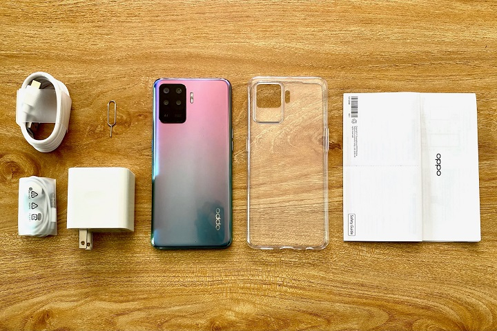 OPPO A94 Unboxing