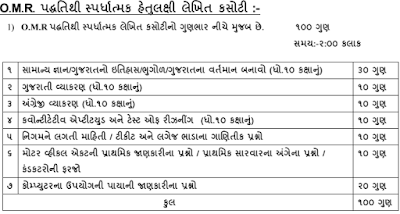 GSRTC Conductor 2389 Posts Recruitment 2021