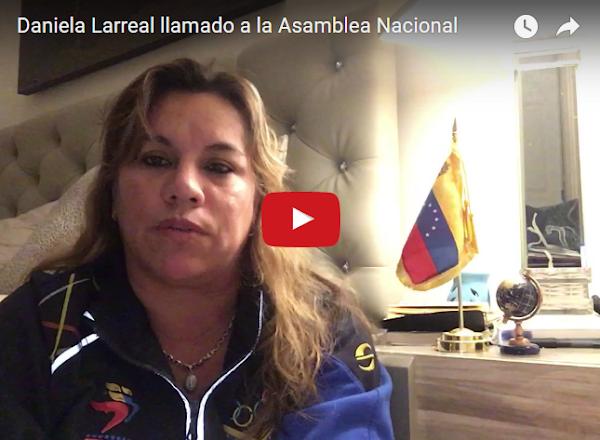 Daniela Larreal trabaja como taxista en los Estados Unidos