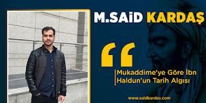 Mukaddime'ye Göre İbn Haldun'un Tarih Algısı