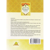 Buku Panduan Shalat Praktis Maktabah Al Ghuroba