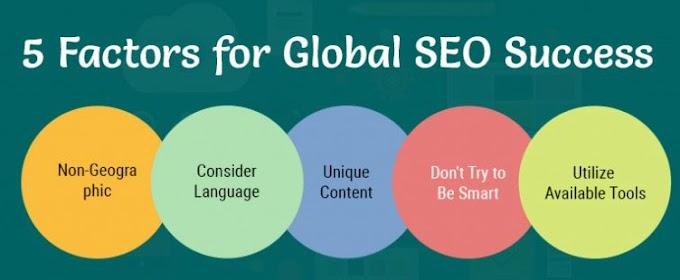 Global SEO Service