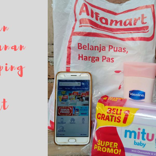 4 Keuntungan Belanja Bulanan dengan Shopping List di Alfacart
