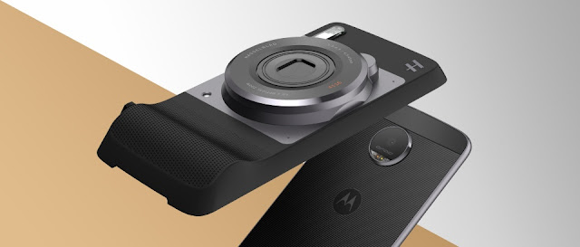 Hasselblad True Zoom Camera module adds 10x optical zoom to Moto Z Smartphones