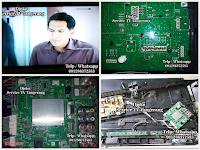 service tv di bsd serpong