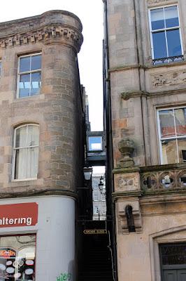 Ensikosketus Edinburghiin 3