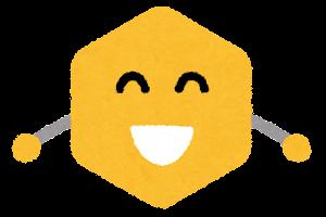 六角形のキャラクター2