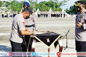 Menuju WBK, Kapolda Sulbar Pimpin Apel Pencanangan Wilayah Zona Integritas dan Penandatanganan Pakta Integritas