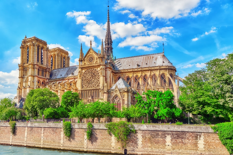 8 Contemporary Spire Designs For Notre-Dame's Reconstruction