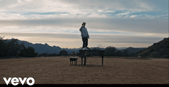 Justin Bieber - Available (Nature Visual) | Lyrics