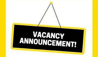 Job Vacancy today