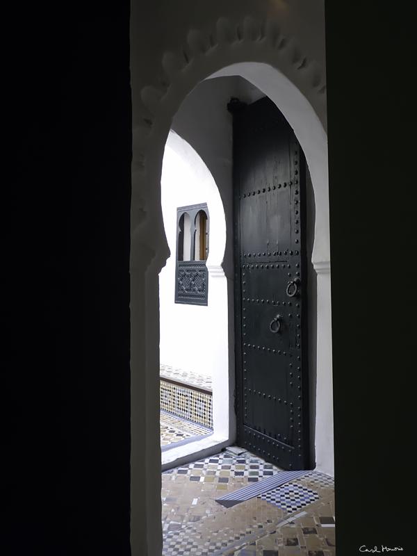 Las puertas de Palacio.
