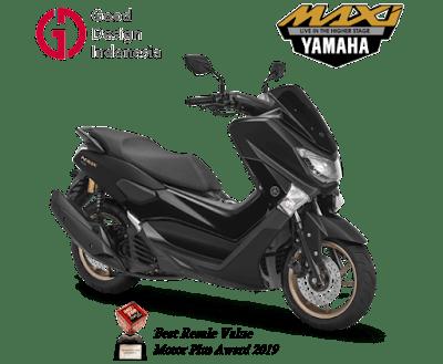 Spesifikasi, Fitur, dan Warna Yamaha Nmax 155 Generasi Pertama