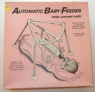 Automatic Baby Feeder