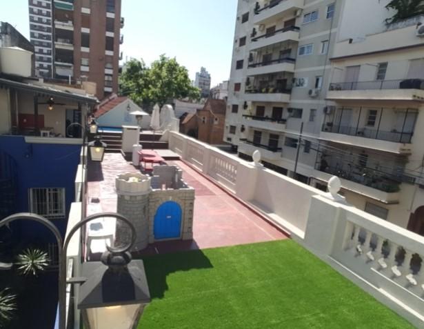Terraza Casa chorizo