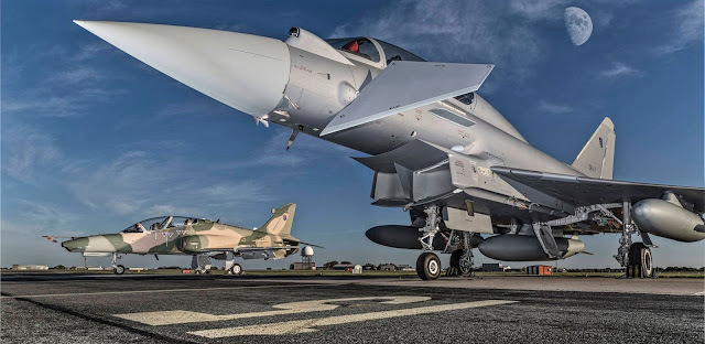 eurofighter typhoon oman air force