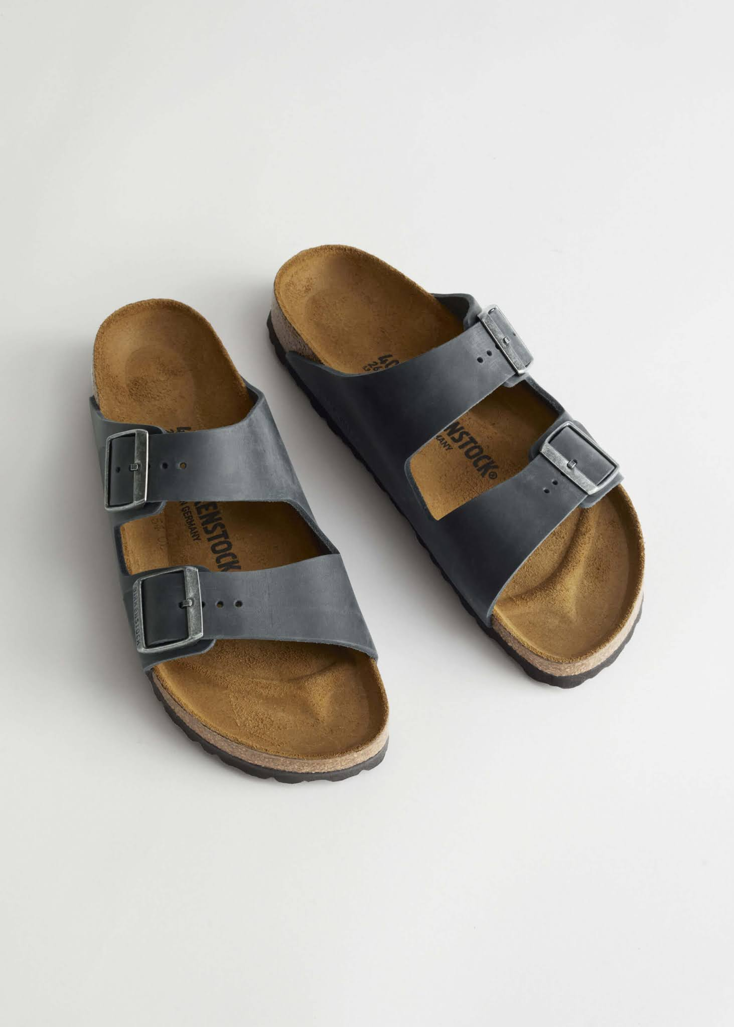 arizona oiled leather sandals
