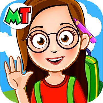 My Town: School (MOD, All Paid Content Unlocked) APK Download