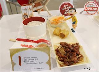 Paket Bento Ramadan 1